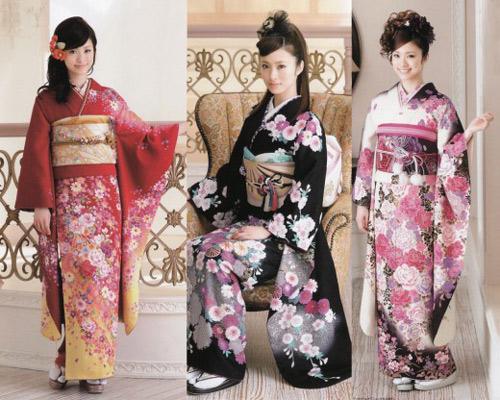 suc hut tu trang phuc truyen thong kimono - 6