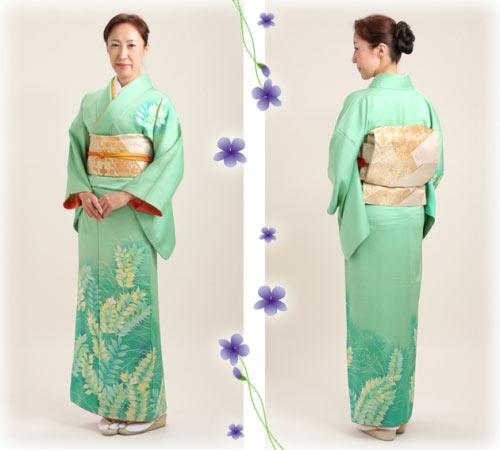 suc hut tu trang phuc truyen thong kimono - 12